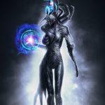 Brilliance - Scifi Robot Character Design Artwork - Tsaber