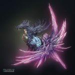 Beneath The Waves - Moon - Creature Design - Tsaber