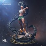 Hunter X Hunter Statue Collectibles - Anime Gov VS Pitou - Tsaber