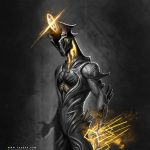 Wrath - Scifi Robot Character Design Artwork - Tsaber