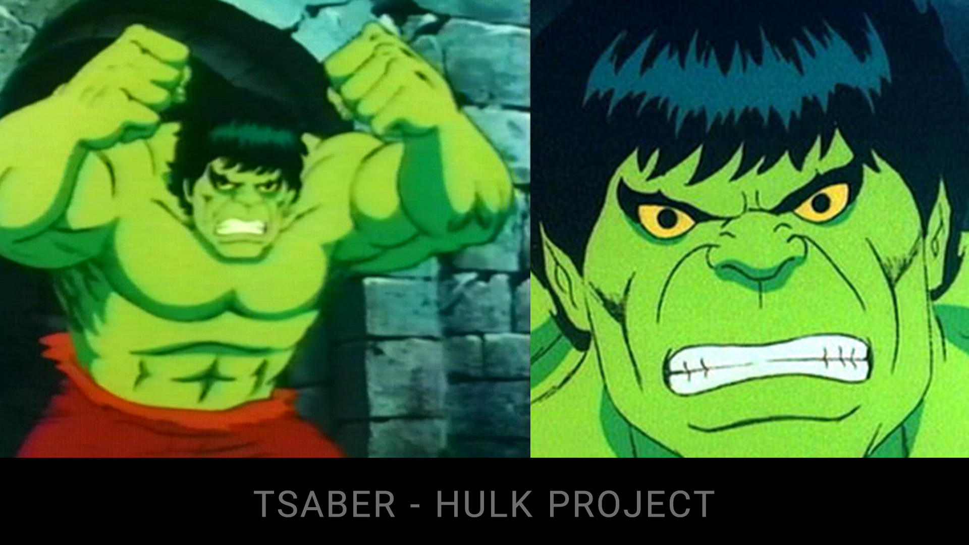 80's Incredible Hulk Statue - Zbrush 3D Modelling - WIP
