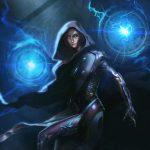 Sci-fi Bomber - Female character Illustration design - Tsaber