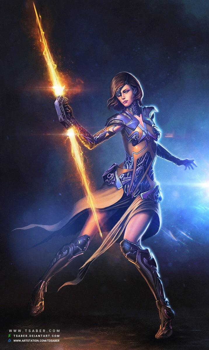 scifi-rogue-female-character-design-illustration