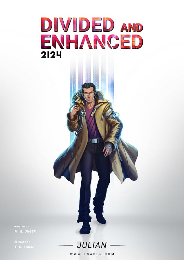 divided-and-enhanced-2124-book-cover-julian-promotional-poster