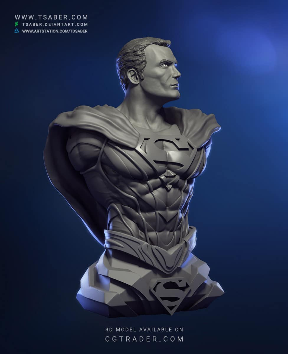 superman-3d-model-bust-01-tsaber