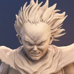 Tetsuo Statue _ Akira Collectibles - Tsaber