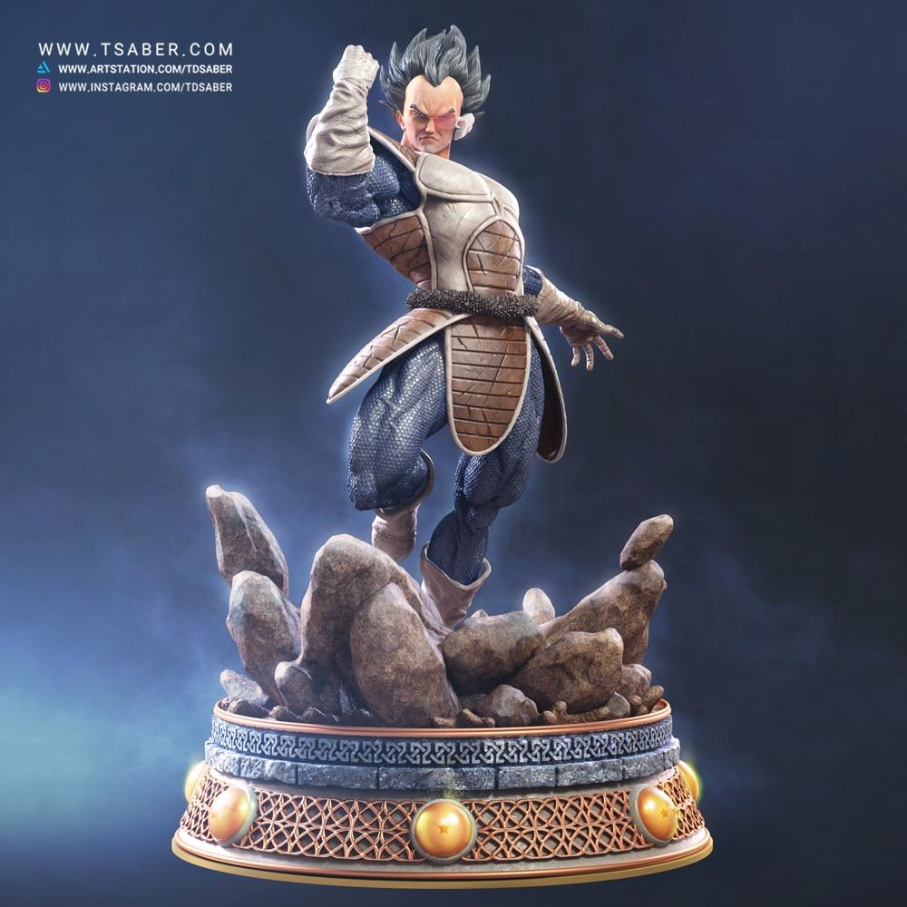 Vegeta statue - Dragon Ball Z collectibles