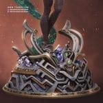 Starfire Statue Collectibles - DC Comics Teen Titans - Tsaber