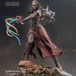 Sabella Statue Zbrush - Djinn Wars Collectibles - Tsaber